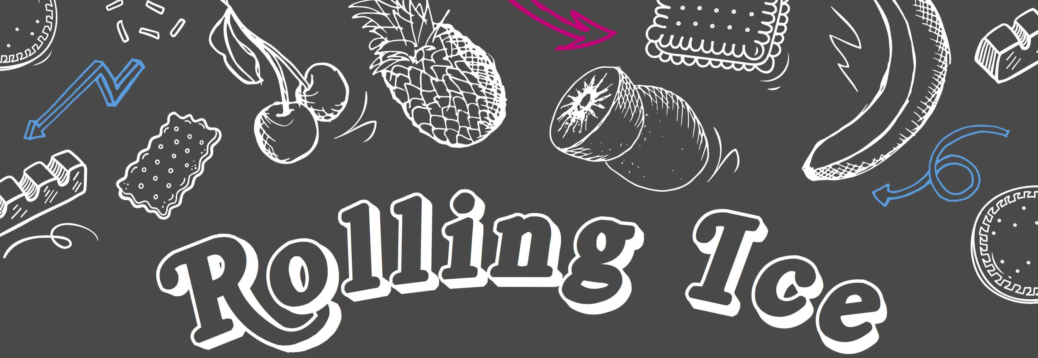 Rolling Ice - Menü