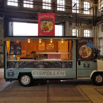 Rolling Ice Foodtruck | Handgemachte Eisrollen