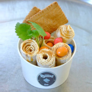 Rolling Ice Hamburg | Peanut Butter Magic | Eis